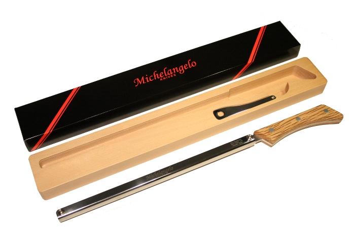 cuchillo Michelangelo